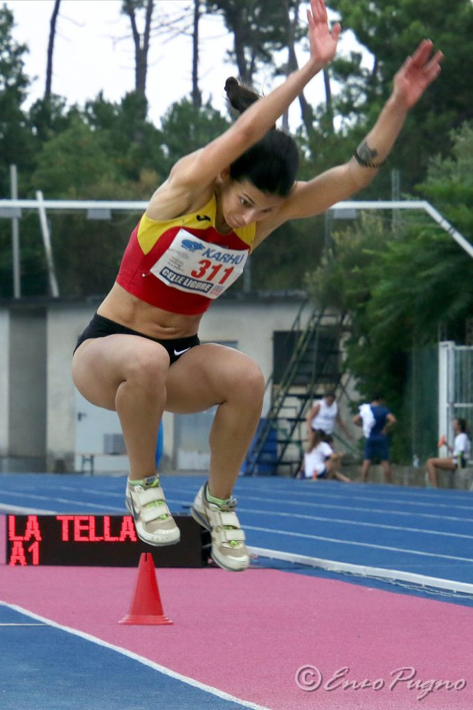 meeting arcobaleno atletica europa